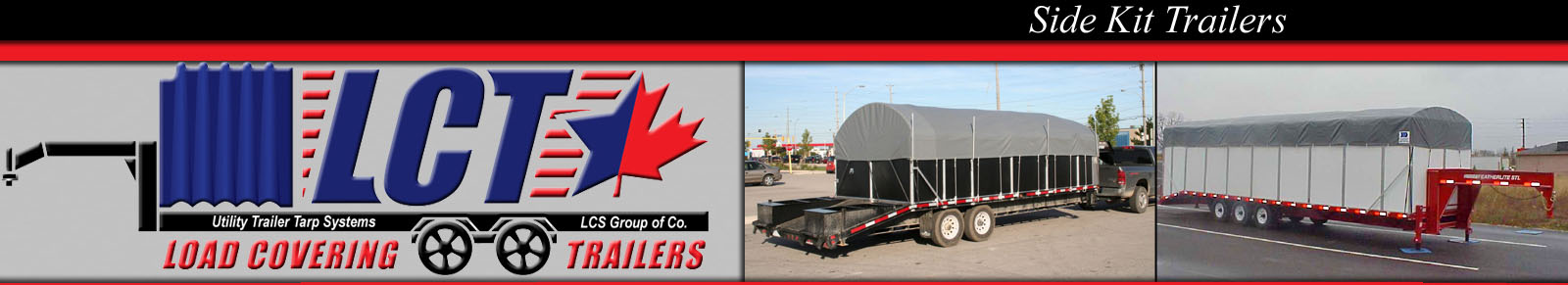 Side Kit Trailers